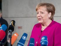 German factory orders dip in November, but trend positive