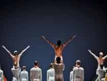"""Hymn to the dance"" at the Prague State Opera"