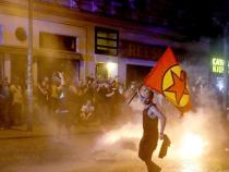 G20: protests and clashes in Hamburg