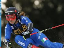 Shiffrin wins GS for 3rd straight World Cup victory in 2018