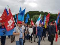 "Trade unions ""against walls"" at Slovenia-Croatia border"