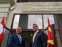 Macedonia: Turkey supports access into NATO and the EU