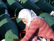 Tens of thousands mark 20 years of the Srebrenica massacre