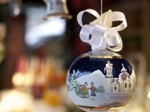 Austria: Villach, Advent markets, Italian visitors one third