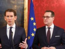 Austrian coalition presented to president Van Der Bellen