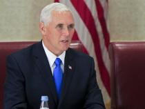 Montenegro: US VP Pence's visit supports pro-western stance