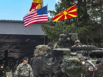 Macedonia hosts joint military exercise with US troops