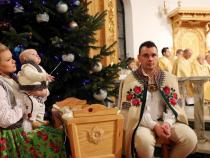 Christmas Day, Mass, celebration and prayers