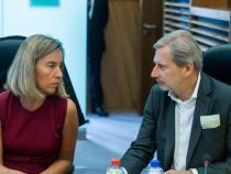 Moldova: Mogherini-Hahn, EU is against electoral changes