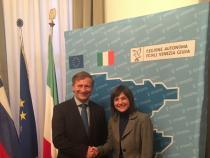 Slovenia-Fvg: Serracchiani, strong collaboration