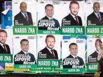 Bosnia, Oct. 12 general election, the campaign starts