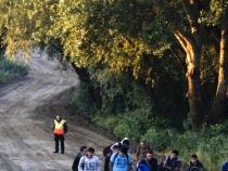 'Incessant' flow of migrants on 'Balkan route' via Serbia