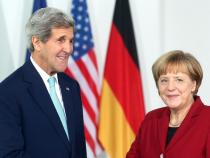 Germany key partner for Ukraine, Kerry says