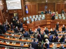 Kosovo: parliament holds inaugural session