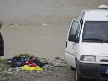 3 bodies thought to be migrants found in river Macedonia