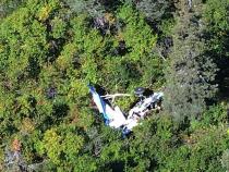 Slovenia: precipita piccolo aeroplano, tre morti