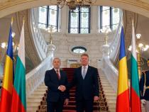 Romania: Iohannis meet Radev, no problems with Russia