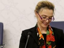 Former secretary is Croatia's new foreign minister