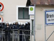 Migrants: 1st Austria military controls near Brenner Pass