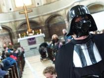 German church celebrates 'Star Wars' at a Sunday service
