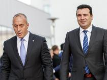 Macedonia-Greece:Zaev, talks have not reached stage of names