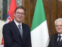 Italy-Serbia: Mattarella to Vucic, Belgrade soon in the EU