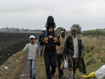 Migrants: more Hungarian policemen Serbian-Bulgarian border