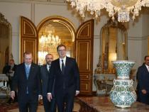 Trilateral meeting Turkey-Serbia-Bosnia in Istanbul