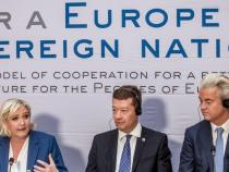 Populist far-right leaders want no EU in future Europe