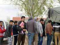 Migrants: Serbia, number has halved, 3,800 at the moment