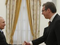 Serbia-Russia: Vucic in Moscow to sign agreements on energy