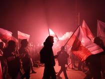 Thousands in far-right march on Poland's Independence Day