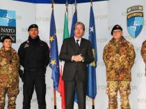 Gentiloni in Kosovo, now stable but terror new challenge