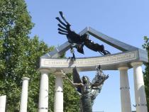 Hungary, controversial monument to victims of Nazism