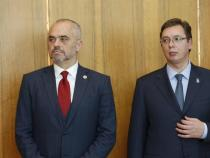 Albania-Serbia, strong security measures for Vucic's visit