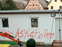 Asylum-seeker home in Germany firebombed, no injuries