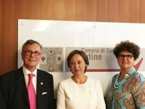 Czech Rep.: Amb. Hubackova in FVG, to strengthen relations