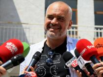 Rama reconfirmed as premier of Albania