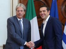 Italy, Greece have paid high price on migration says Tsipras