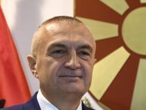 Serbia-Albania: pres. Meta in majority Albanian region