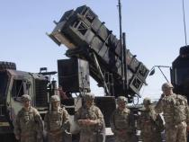 Romania Gov't,first payment for Patriot missiles in November