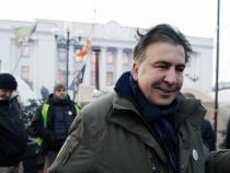 Jailed Saakashvili calls for Ukraine president's impeachment