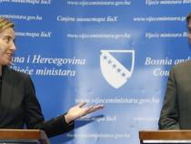 Bosnia: Mogherini urges Zvidic to bring about reforms