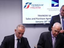 Greece, FS Italiane acquires full ownership of Trainose