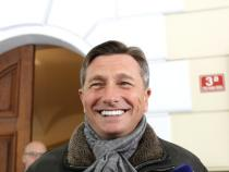 Slovenia's president faces ex-comedian in election runoff