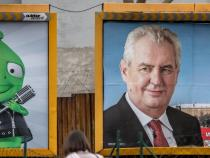 Zeman favorite to win 2nd term in Czech presidential vote