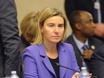 Mogherini, focus on sanctions against Russia at EU summit