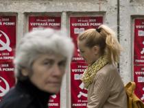 Moldovans choose between Europe, Russia in local elections