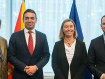 FYROM: Mogherini, new start for the relations with EU