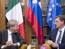 Italy-Slovenia: Gentiloni, good relations to be strengthened